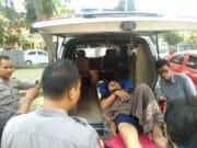 Kelelahan, Ketua PPK Tangerang Dilarikan ke Rumah Sakit