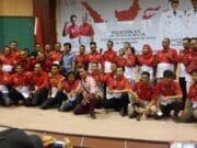 PWRI Kabupaten Bogor Periode 2019-2021 Resmi Dilantik