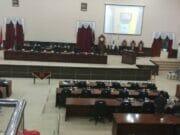 Paripurna DPRD Provinsi Banten Diskors Dua Kali, Penetapan LKPJ Gubernur Banten