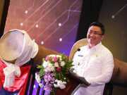 Raih Penghargaan APE 6 Kali, Andika Hazrumy Bukti Pembangunan Banten Responsif Gender