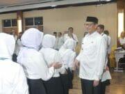 Gubernur Banten Ingatkan CPNS Tidak Terbawa Lingkungan Negatif