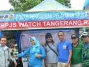 May Day, BPJS Watch Tangerang Raya Buka Stand Pengaduan
