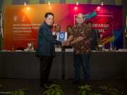 Erick Thohir Jabat Ketua PRSSNI Periode 2019 - 2023