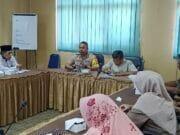 Sambut Ramadhan, Muspida Setu Tangsel Lakukan Rapat Koordinasi