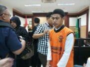 Perusak Motor di Tangsel, Memasuki Sidang Dakwaan di PN Tangerang