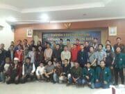 Bukber, Silaturahmi Kapolres Bersama Pimpinan Organisasi Mahasiswa Tangerang
