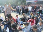 Rencana Tawuran, 4 dari 243 Pemuda Ditetapkan Sebagai Tersangka