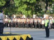 Jelang Idul Fitri 2019, Polrestro Tangerang Kota Siagakan Pos Pengamanan dan Pelayanan
