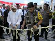Kapolda Metro Jaya Resmikan Mesjid Al -Aman Polres Tagsel dan Gedung Parkir