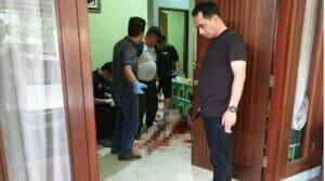 Ibu dan Anak Ditemukan Bersimbah Darah di Rumahnya