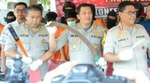 Tawuran Kelompok Cadas dan Syaraf di Tangerang