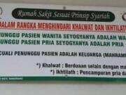 Himbauan Bersyariah di RSUD Kota Tangerang Menuai Polemik, Ini Kata PDIP