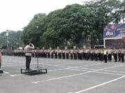 760 Pasukan Gabungan Disiagakan di Tangerang Jelang Sidang MK