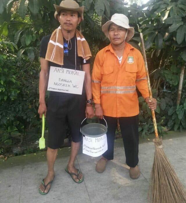 Viral Hina Babu, Warga Kota Tangerang Bangga Ngosrek WC