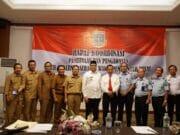 Difasilitasi Gubernur Banten, Kemenkumhan dan Pemkot Tangerang Tandatangani Kesepakatan