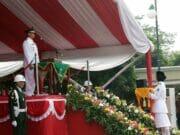 Gubernur Jadi Inspektur Upacara HUT RI di Banten