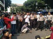 HMI Cabang Tangerang Sebut Janji Arief Bangun SDN 15 Hoax