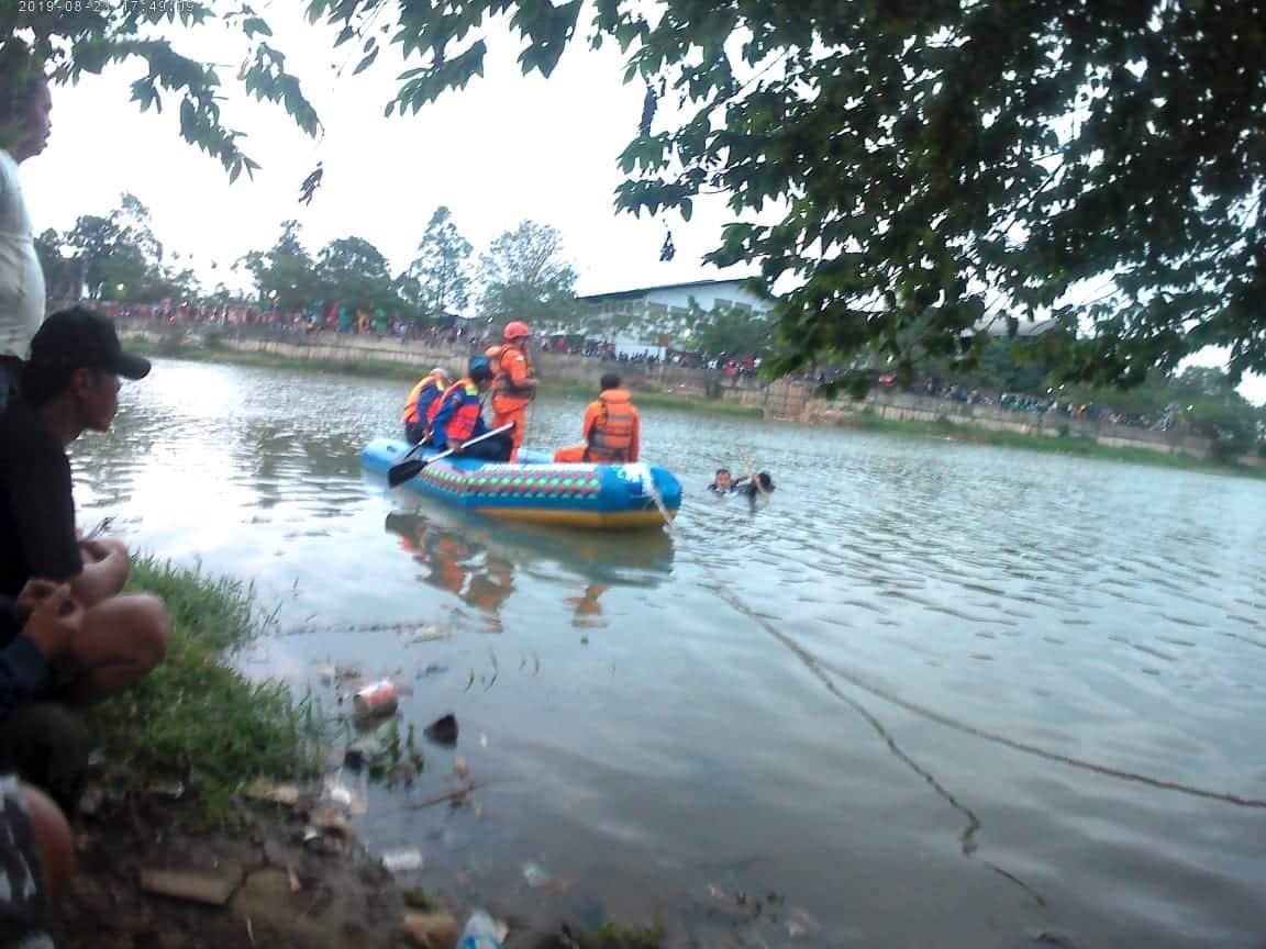 Dua Bocah Tewas Tenggelam di Sungai Cisadane