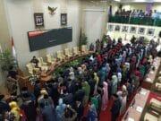 50 Anggota DPRD Kabupaten Tangerang, Dilantik