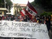 Sebut Walikota Tangerang Harus Bertanggung Jawab, Aktivis Akan Galang Coin Ambulance
