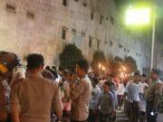 Wakapolsek Karawaci Antisipasi Gangguan Pawai Obor 1 Muharram