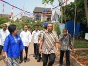 Bang Ben Hadiri Peresmian Sekolah Abdi Siswa Bintaro Tangsel
