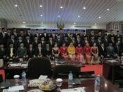 50 Anggota DPRD Kota Tangerang Resmi Dilantik