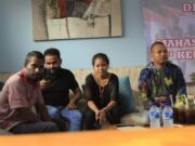 Mahasiswa Papua , Apapun Kami Tetap NKRI