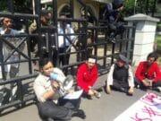 Tolak Revisi RUU Pemberantasan Korupsi, Dewan PDIP Kota Tangerang Duduk Bareng Aktivis
