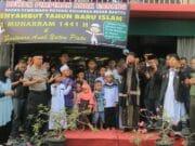 Muharam 1441 H, BPPKB DPAC Karawaci Santuni Ratusan Yatim