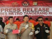 Sempat Viral, Jambret Sadis di Tangerang Diringkus Polisi