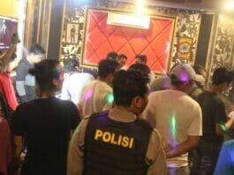 Polisi Razia Kendaraan dan Tempat Hiburan di Tangerang City