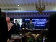 Pimpinan DPRD Kota Tangerang Dilantik, Walikota: Tetap Sinergi Membangun Kota