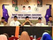 Program Kerja LPTQ 2019 Kota Tangerang Harus Sentuh Semua Lapisan