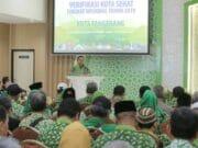 Kedatangan Tim Verifikasi Kota Sehat 2019, Kota Tangerang Optimis