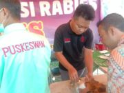 Cegah Rabies, Puskeswan Tangsel Vaksinasi Gratis di 7 Kecamatan