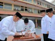 Isi Kekosongan, Pejabat Esselon II dan III Kota Tangerang Resmi Dilantik