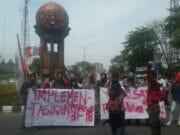 Rayakan HUT Ke-19 Banten, GMNI Teriakkan Kegagalan Pendidikan