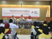 Sosialisasi UU Kepalangmerahan dan Bimtek PMI di Kecamatan Tangerang