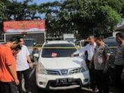 Gelapkan Belasan Mobil Rental, Dua Pengusaha Ditangkap Polisi