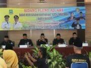 Sidang Pleno AD/ART Bamus Maskot Tangerang Kedepankan Musyawarah Mufakat