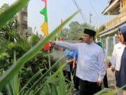 Sambangi Kampung Tematik, Arief Apresiasi Kreativitas dan Kekompakan Warga