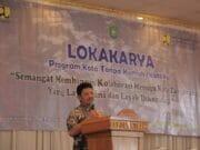 Wakil Walikota Tangerang Buka Lokakarya Kotaku