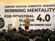 Seminar Motivasi, Walikota: Pemuda Harus Kreatif Hadapi Era Industri 4.0