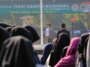 HSN di Kota Tangerang, Santri Diminta Untuk Terus Berkarya