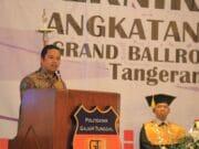 Walikota: Wisudawan Terus Berkontribusi Bagi Kemajuan Kota Tangerang
