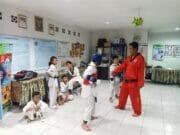 LPM Karawaci Baru Dukung Perkembangan Olahraga, Taekwondo Salahsatunya