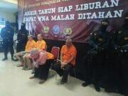 4 WNA Penyeludup Narkoba Ditangkap Bea dan Cukai Bandara Soetta