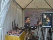 Benda Pusaka Museum Prabu Siliwangi Warnai Festival Budaya Nusantara III