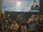Reses Pertama DPRD, Warga Usulkan Pelayanan Kesehatan Kampung Tematik